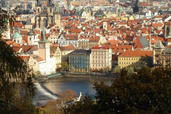 Praga, una de las ciudades más bellas de Europa