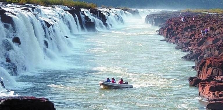 Conoce saltos del Mocona desde Mar del Plata